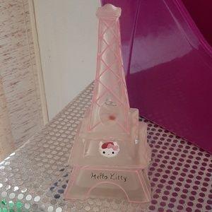 Cute Eiffel tower Hello Kitty